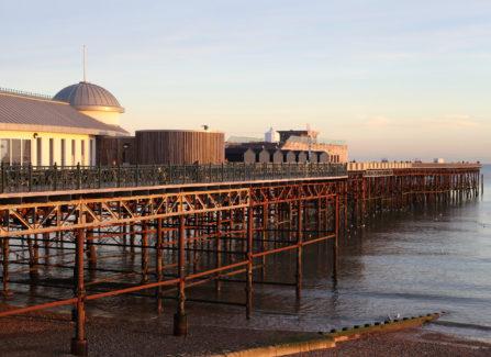The Pier in November