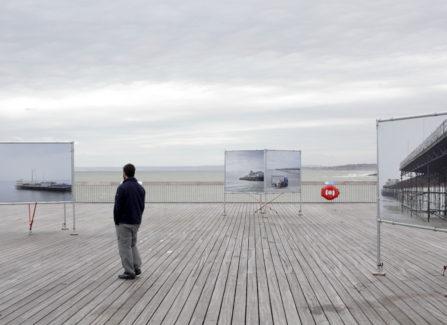 """Simon Roberts """"Pierdom"""" exhibition, Autumn 2016"""