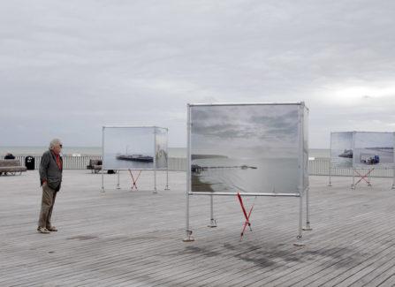 Simon Roberts Pierdom Exhibition, October 2016