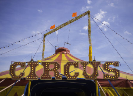 Zippos Summer Festival Circus, August 2016