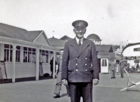 Alfred Wickens, Toll Manager
