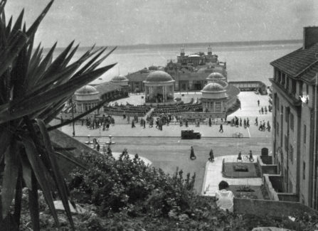 Hastings Pier Bandstand