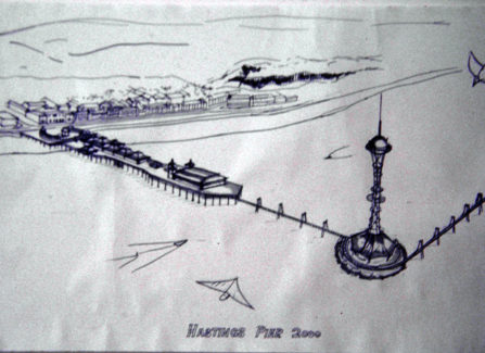 Hastings Pier Competition