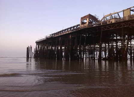 The Pier before Demolition