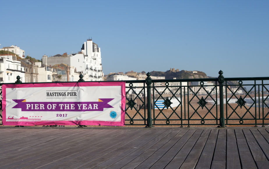 Banner: Pier of the Year 2017